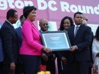 City of Addis Ababa, Ethiopia Honors Mayor Bowser and Washington, DC with Street Naming