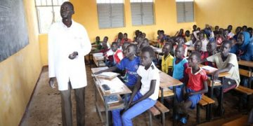 84 Refugee Primary School Classrooms Built in Gambella Region