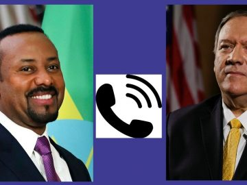 PM Dr Abiy Holds Phone Talks With Michael Pompeo