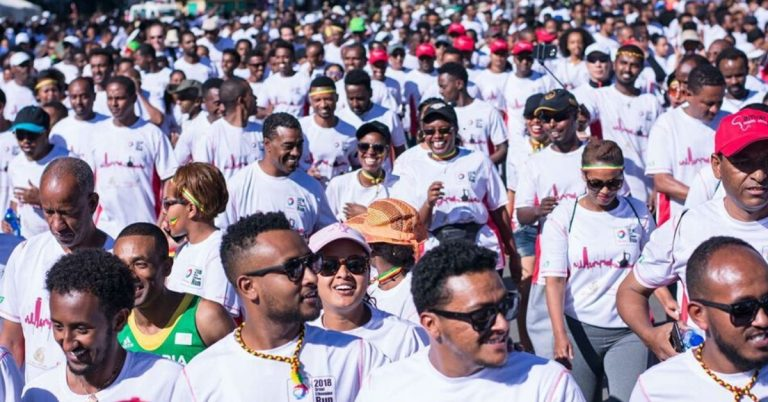 Over 45,000 to take part at the Great Ethiopian Run tomorrow