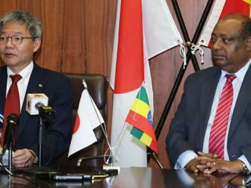 Ethiopia, Japan sign 89 mln USD financing agreement