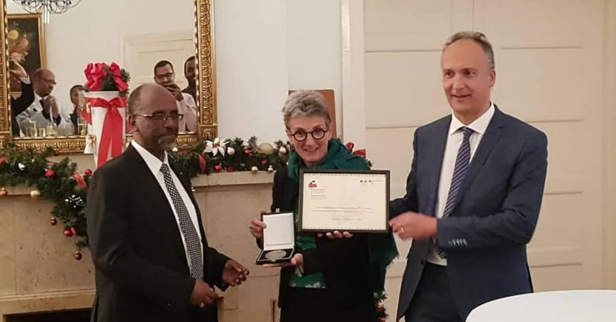 Ethiopian Lawyer Awarded Human Right Prize