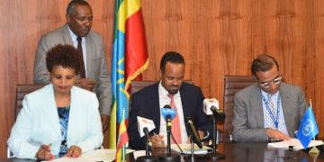 UNDP spearheading support to Ethiopia's Election