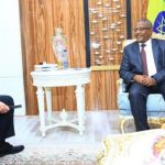 Foreign Minister, US Ambassador Discuss Bilateral Issues