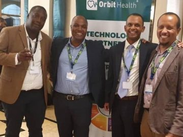 Ethiopia's 1st and Innovative Health-tech Startup Orbit Health has successfully closed its Seed Investment Round