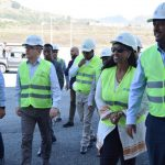Minister of Transport visited AKH Railway Site