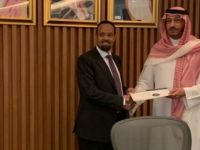 Saudi Reaffirms Commitment to Support Ethiopia's Reform