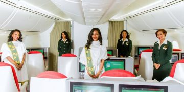 Ethiopian Airlines to launch 3 weekly flights to Houston Monday