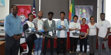 U.S. Embassy Hosts Hackathon Focused on Digital Solutions to Elections-related Technology
