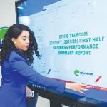 Ethio-Telecom collects over 22 bln. Birr revenue