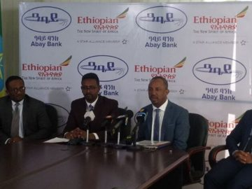 Ethiopian-Abay Bank Partnership Expands Air Ticket Payment Options