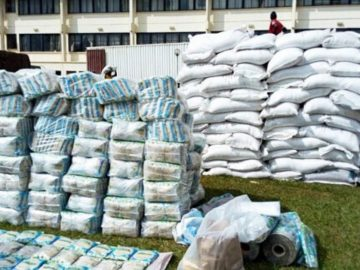 Over 1.1 billion birr worth of contraband seized in the past five months