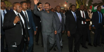 PM Abiy Wraps-up Visit, Leaves for South Africa