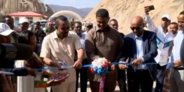 Genale Dawa 3 dam inaugurated