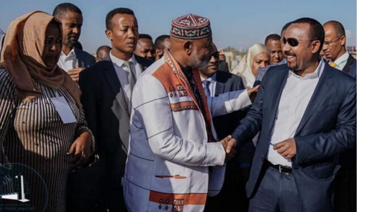 PM Abiy in Worabe Town to Discuss with Residents