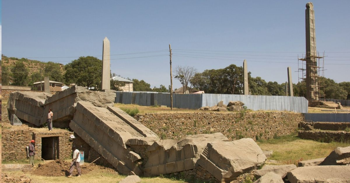 Ethiopia Wins 'Best Destination-Archaeology And Ancient History' Award